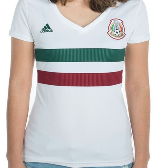 Mexico away womens jersey S-Xl avaliable